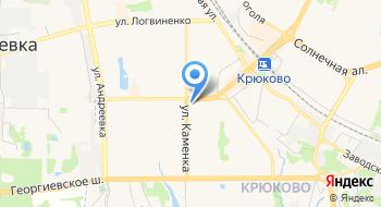 Зеленоградский районный суд города Москвы на карте