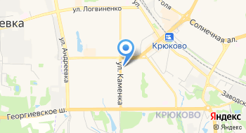 Шиномонтаж и Автомойка в Зеленограде на карте