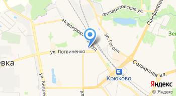 Государственное бюджетное учреждение Психоневрологический диспансер № 22 Зеленоградский административный округ на карте