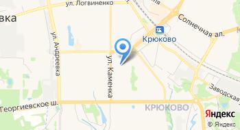 Центр Звездочка на карте