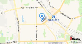Судебный участок мирового судьи № 8 района Крюково на карте