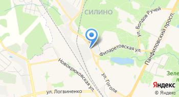 ТСК Мосэнерго Зеленоградский филиал РТС-2 на карте