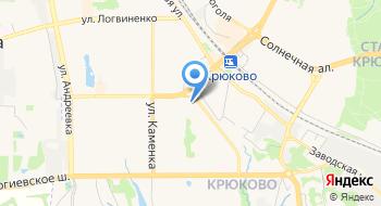 ГКУ Дирекция заказчика жилищно-коммунального хозяйства и благоустройства Зеленоградского административного округа на карте