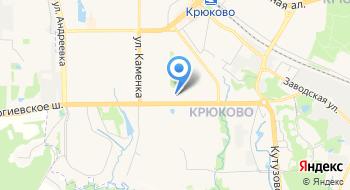 Физкультурно-оздоровительный комплекс Ледовый на карте
