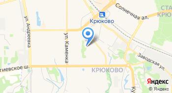 Юридический страховой центр на карте