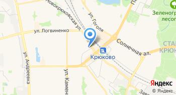 Альфа-Банк. Зеленоград на карте
