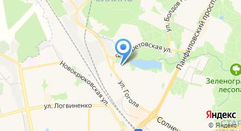 Репетитор по английскому языку Ольга Сергеевна на карте