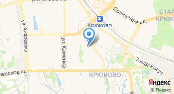 ГБУ Московская служба психологической помощи населению Участковый отдел психологической помощи Крюковский на карте