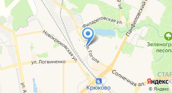 ФКУ СИЗО-12 УФСИН России по Московской области на карте