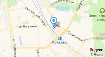 Оконный Супермаркет на карте