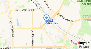 Предприятие №1 Зеленоградского филиала ТСК Мосэнерго на карте