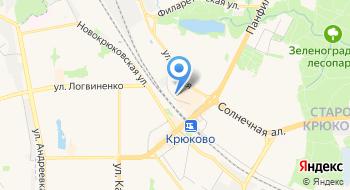 Прогресс-Зеленоград на карте