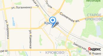Зеленоградское отделение ЛДПР на карте