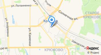 Фирма Калган, офис на карте