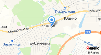 ПТФ Юдино на карте