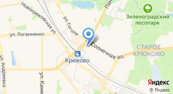 Гбук г. Москвы Творческий лицей на карте