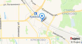 Сауна на Заводской на карте