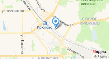 Ветеринарная клиника Доктора Кучкова на карте