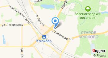Отдел УФМС России в Зеленоградском АО на карте