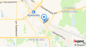 Зелмебель на карте