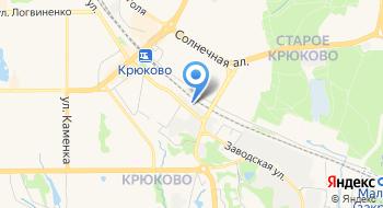 Стикл на карте