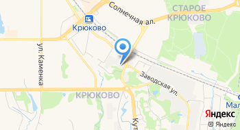 Магазин Фейерверки на карте