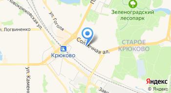 Отделение УФМС России по г.Москве по району Старое Крюково на карте