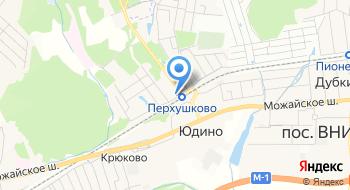 Ю.Н.А. на карте