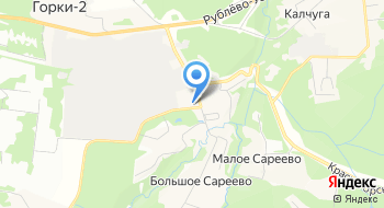 Горки-Парк на карте