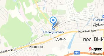 ИП Дементьева Н.Н. на карте