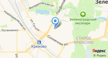 Москассзавод на карте