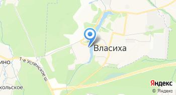 УРАЛСИБ банк Дополнительный офис, поселок Власиха на карте