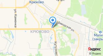 Золотая стрекоза на карте