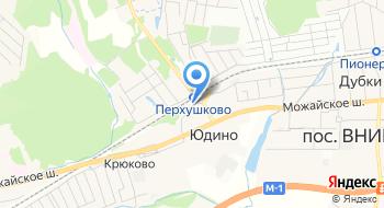 Торговый дом Юдино на карте