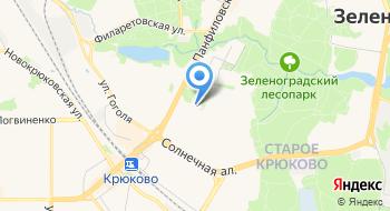ФКУ ГБ МСЭ, Бюро №8 на карте