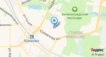 Стоянка Лада-Ветеран на карте