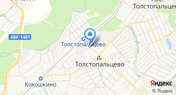 УК Водоприбор на карте