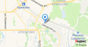 Паршинская швейная фабрика на карте