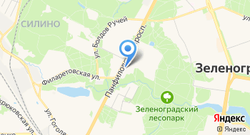 Подарокз на карте