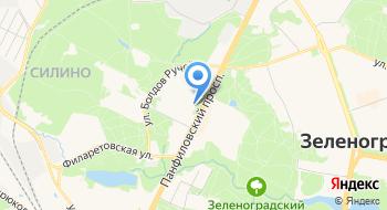 Московский Дом Книги на карте