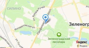 Автопарковка на карте