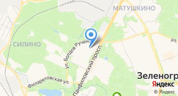 ТСК Мосэнерго Зеленоградский филиал на карте