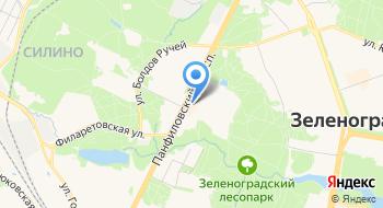 Сервисный центр Citytouch на карте