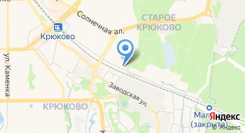 Центр развития кекушинкай-карате на карте
