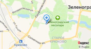 Аперон на карте
