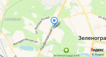 Фото студия Экспресс на Панфиловском на карте