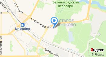 Глатек-М на карте