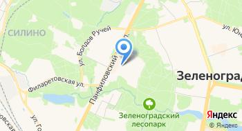 Дмитрогорский продукт на карте