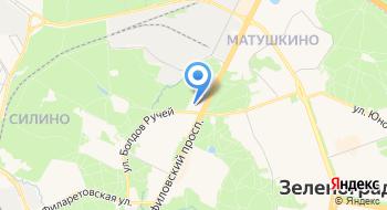 ГБУ до города Москвы ДМШ № 71 на карте