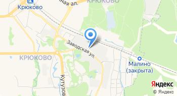 Сауна Хуторок на карте